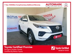 2021 Toyota Fortuner 2.4GD-6 R/B Western Cape