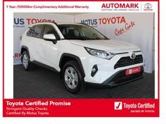 2021 Toyota RAV4 2.0 GX Western Cape