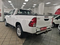 2018 Toyota Hilux 2.4 GD-6 RB SRX PU ECAB Free State Bloemfontein_4