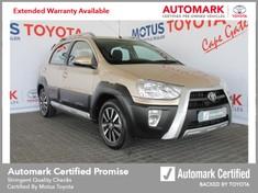 2016 Toyota Etios Cross 1.5 Xs 5Dr Western Cape