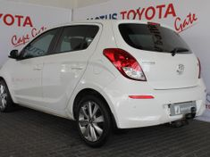 2014 Hyundai i20 1.4 Glide  Western Cape Brackenfell_4