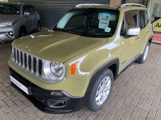 2016 Jeep Renegade 1.6 MJET LTD Mpumalanga