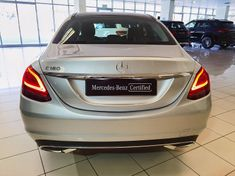 2020 Mercedes-Benz C-Class C180 Avantgarde Auto Western Cape Cape Town_3