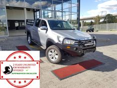 2016 Toyota Hilux 4.0 V6 Raider 4x4 Double Cab Bakkie Auto Gauteng