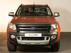 2014 Ford Ranger 3.2TDCi Wildtrak 4x4 Auto Double cab bakkie Gauteng Heidelberg_1