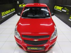 2014 Chevrolet Corsa Utility 1.4 Sc Pu  Gauteng Boksburg_2