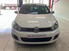 2012 Volkswagen Golf Vi Gti 2.0 Tsi  Mpumalanga Middelburg_2