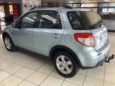 2011 Suzuki SX4 2.0  Mpumalanga Middelburg_3