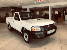 2021 Nissan NP300 Hardbody 2.5 TDi LWB Single Cab Bakkie Free State Bloemfontein_2
