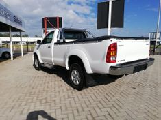 2011 Toyota Hilux 2.7 Vvti Raider Rb Pu Sc  Gauteng Vereeniging_4