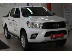 2021 Toyota Hilux 2.7 VVTi RB S Double Cab Bakkie Mpumalanga Barberton_0