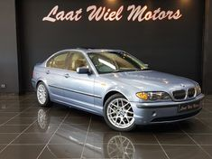 2002 BMW 3 Series 325i e46fl  Mpumalanga Middelburg_0