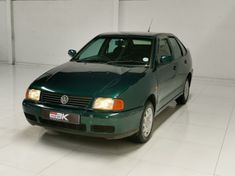 1997 Volkswagen Polo Classic 1.8 Lux  Gauteng Johannesburg_2