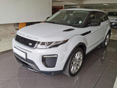 2016 Land Rover Evoque 2.2 SD4 HSE Dynamic Mpumalanga