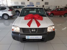 2021 Nissan NP300 Hardbody 2.5 TDi LWB Single Cab Bakkie North West Province Lichtenburg_1