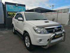 2008 Toyota Fortuner 3.0d-4d Raised Body  Western Cape