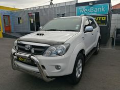 2008 Toyota Fortuner 3.0d-4d Raised Body  Western Cape Athlone_2
