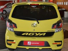 2020 Toyota Agya 1.0 Auto Western Cape Tygervalley_1