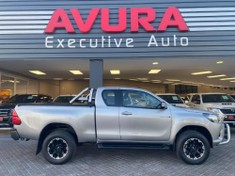 2017 Toyota Hilux 2.8 GD-6 RB Raider Extended Cab Bakkie North West Province