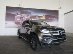 2019 Mercedes-Benz X-Class X350d 4Matic Power Gauteng Midrand_0