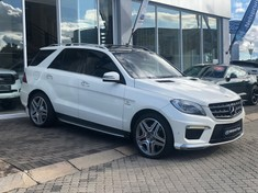 2016 Mercedes-Benz M-Class Ml 63 Amg  Mpumalanga