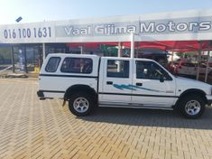 1997 Isuzu KB Series Kb 280 Dt Le Pu Dc  Gauteng Vereeniging_2