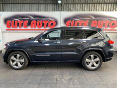 2015 Jeep Grand Cherokee 3.0L V6 CRD OLAND Gauteng Vereeniging_1