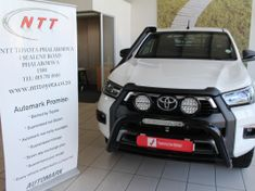 2021 Toyota Hilux 2.8 GD-6 RB Legend 4x4 Auto PU ECab Limpopo Phalaborwa_1