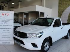 2017 Toyota Hilux 2.4 GD AC Single Cab Bakkie Limpopo Phalaborwa_0