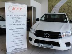 2017 Toyota Hilux 2.4 GD AC Single Cab Bakkie Limpopo Phalaborwa_1