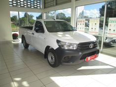 2019 Toyota Hilux 2.0 VVTi A/C Single Cab Bakkie Kwazulu Natal