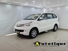 2015 Toyota Avanza 1.5 SX Kwazulu Natal Durban_0