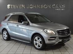 2013 Mercedes-Benz M-Class Ml 350 Bluetec  Western Cape
