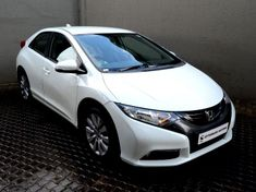 2014 Honda Civic 1.8 Executive 5dr At  Gauteng Pretoria_0
