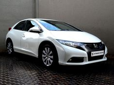 2014 Honda Civic 1.8 Executive 5dr At  Gauteng Pretoria_2