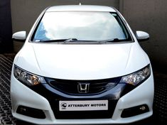 2014 Honda Civic 1.8 Executive 5dr At  Gauteng Pretoria_3