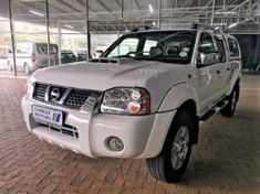 2014 Nissan NP300 Hardbody 2.5 TDi HI-RIDER Double Cab Bakkie Western Cape