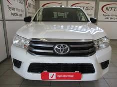 2016 Toyota Hilux 2.4 GD-6 RB SRX Double Cab Bakkie Mpumalanga
