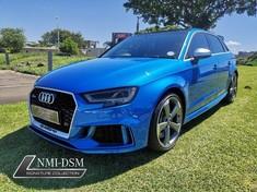 2018 Audi Rs3 Sportback Stronic Kwazulu Natal