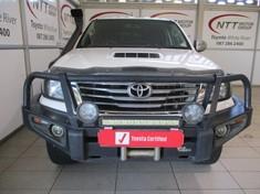 2014 Toyota Hilux 3.0 D-4D LEGEND 45 4X4 Auto Double Cab Bakkie Mpumalanga White River_0