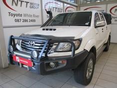 2014 Toyota Hilux 3.0 D-4D LEGEND 45 4X4 Auto Double Cab Bakkie Mpumalanga White River_1