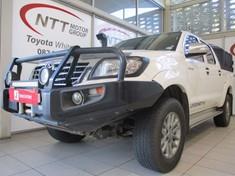 2014 Toyota Hilux 3.0 D-4D LEGEND 45 4X4 Auto Double Cab Bakkie Mpumalanga White River_4