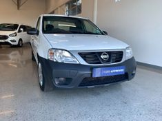 2020 Nissan NP200 1.6  Ac Safety Pack Pu Sc  Mpumalanga White River_2