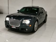 2007 Chrysler 300C Srt8  Gauteng Johannesburg_2