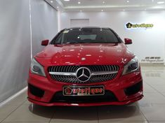 2014 Mercedes-Benz CLA-Class CLA200 Auto Kwazulu Natal Durban_1
