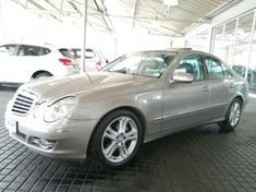2008 Mercedes-Benz E-Class E 200k Avantgarde  Gauteng Johannesburg_2