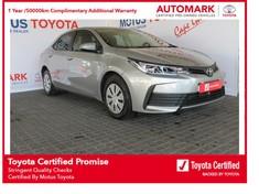 2021 Toyota Corolla Quest 1.8 CVT Western Cape
