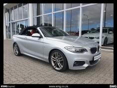 2018 BMW 2 Series 220i Convertible M Sport Auto (F23) Western Cape