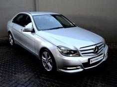 2013 Mercedes-Benz C-Class C200 Be Avantgarde A/t  Gauteng