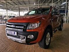 2014 Ford Ranger 3.2TDCi Wildtrak 4x4 Auto Double cab bakkie Western Cape